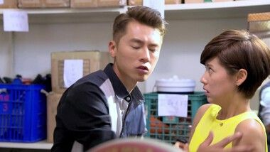 Han Jie pretends to kiss Xiao Rou: Love Cuisine