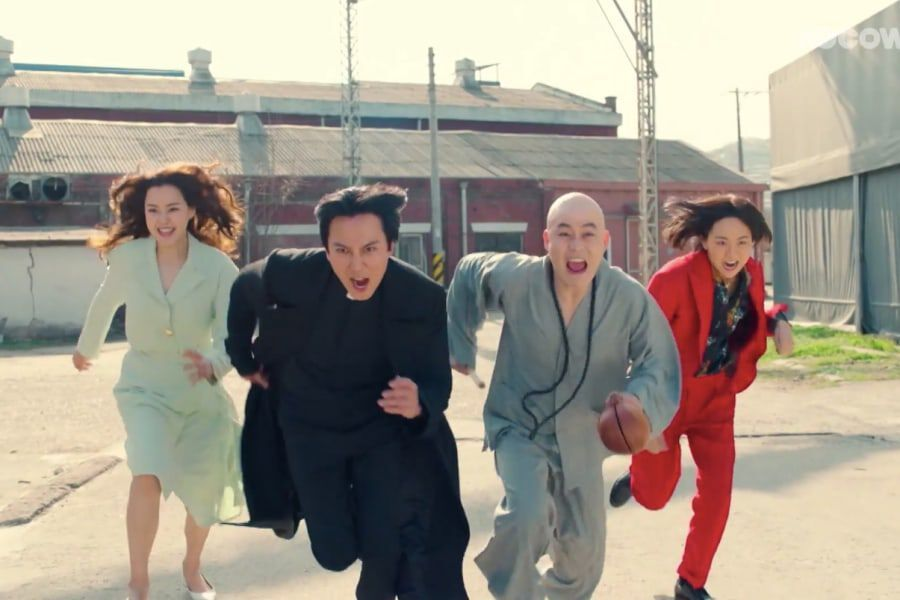 """The Fiery Priest"" Enjoys Ratings Boost For Highly-Anticipated Finale"