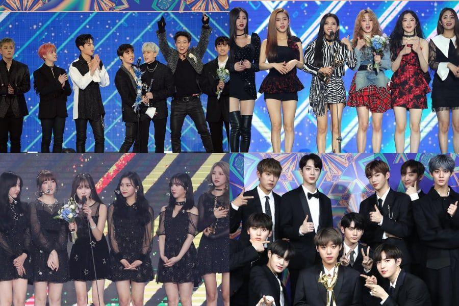 Câștigătorii celei de-a 33-a ediții a Zilei 1 a Golden Disc Awards