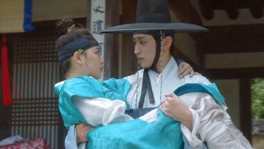 Moonlight Drawn by Clouds Episode 2