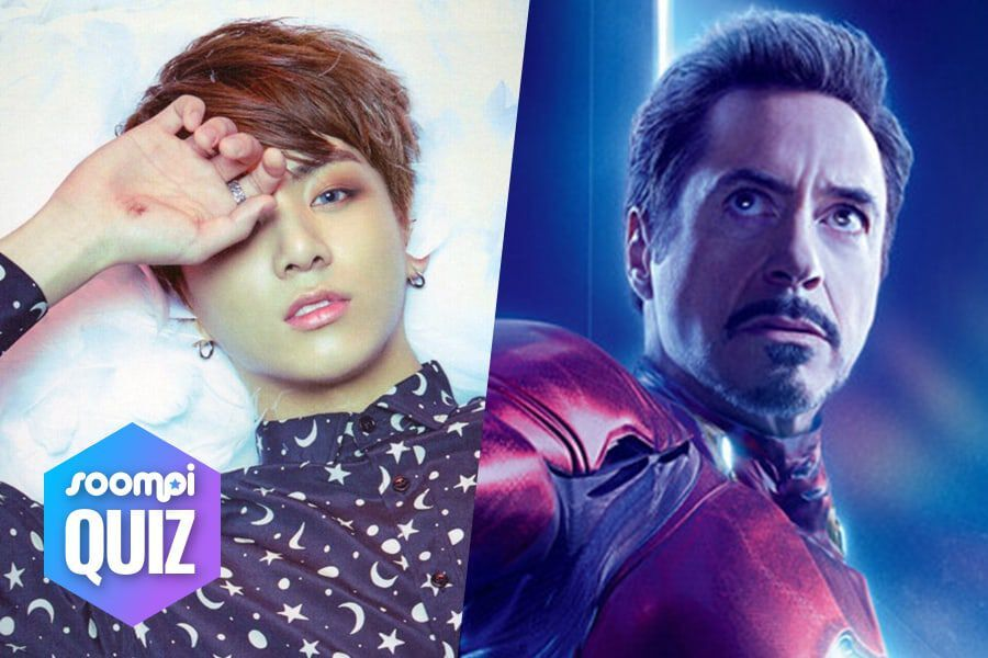 QUIZ: Which Avenger Are You Based On K-Pop? | Soompi