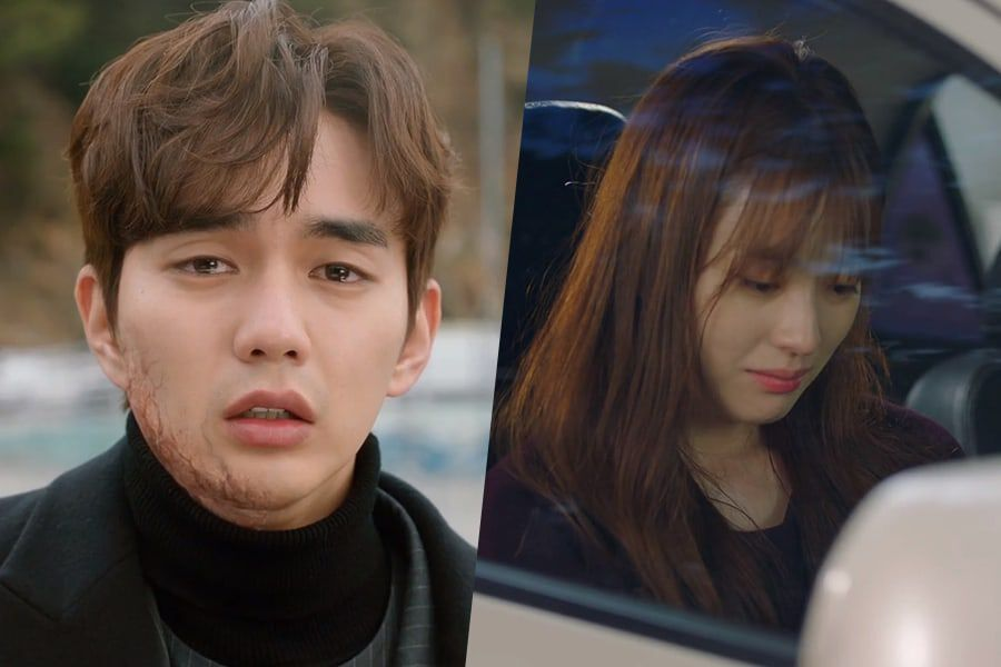 9 K Dramas With Heartbreaking Couple Moments That Are Peak Angst