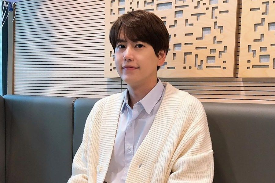 """Super Junior's Kyuhyun Talks About Casting Yoo Yeon Seok For """"Daystar"""" MV, His Favorite Variety Show Moments, And More"""