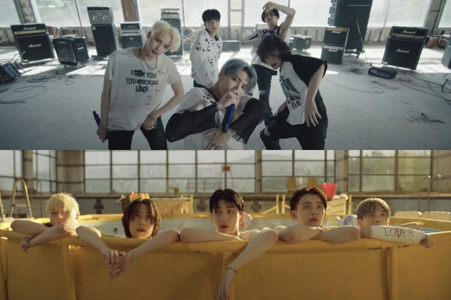 """Watch: TXT Escapes From Reality In Youthful And Dramatic """"0X1=LOVESONG (I Know I Love You)"""" MV"""