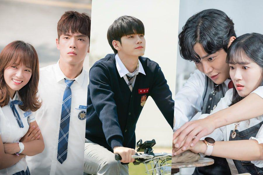 10 High School K-Dramas To Watch For The Start Of The School Year