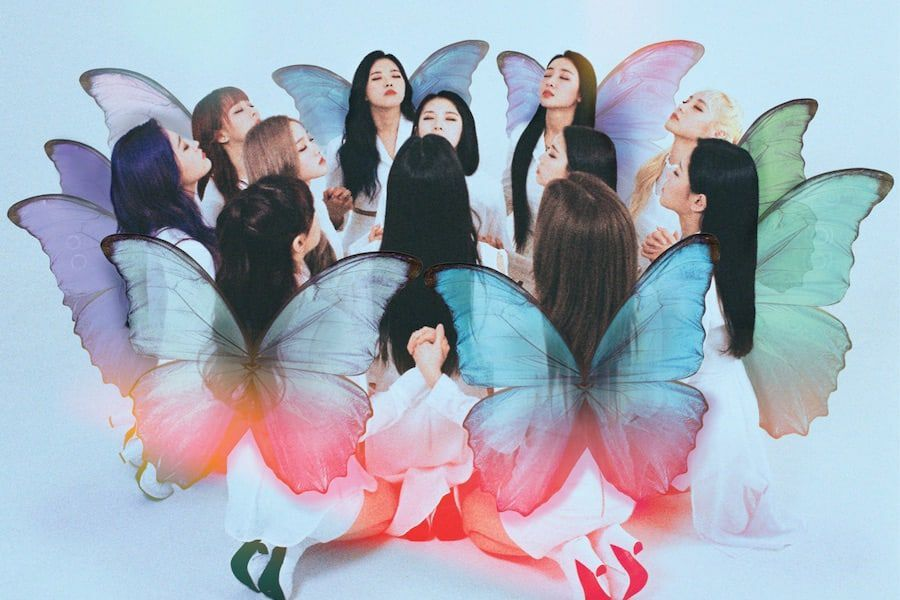 "LOONA's ""X X"" Soars To Top Of US iTunes Albums Chart As Fans Campaign To ""Save LOONA"""