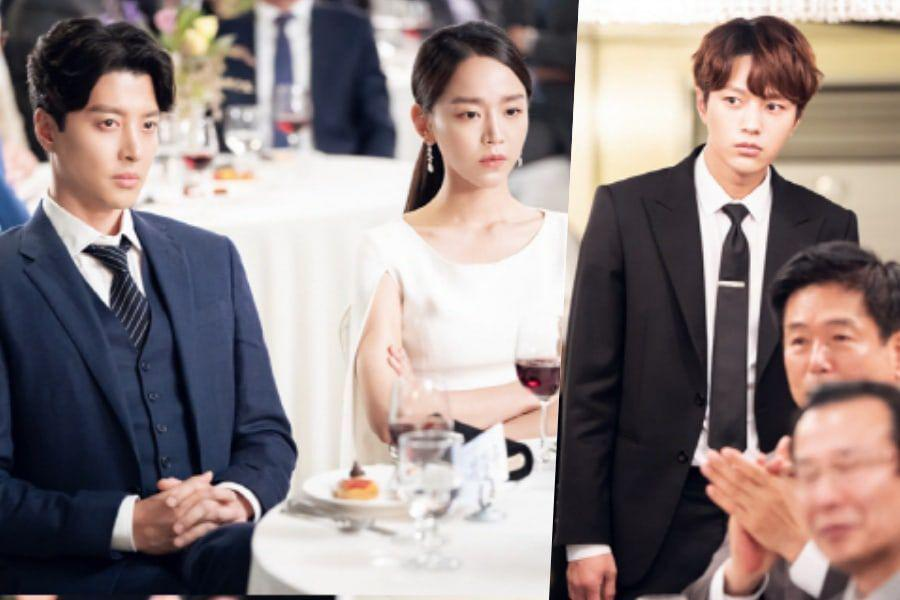 Tensions Rise As L Becomes Concerned For Shin Hye Sun's