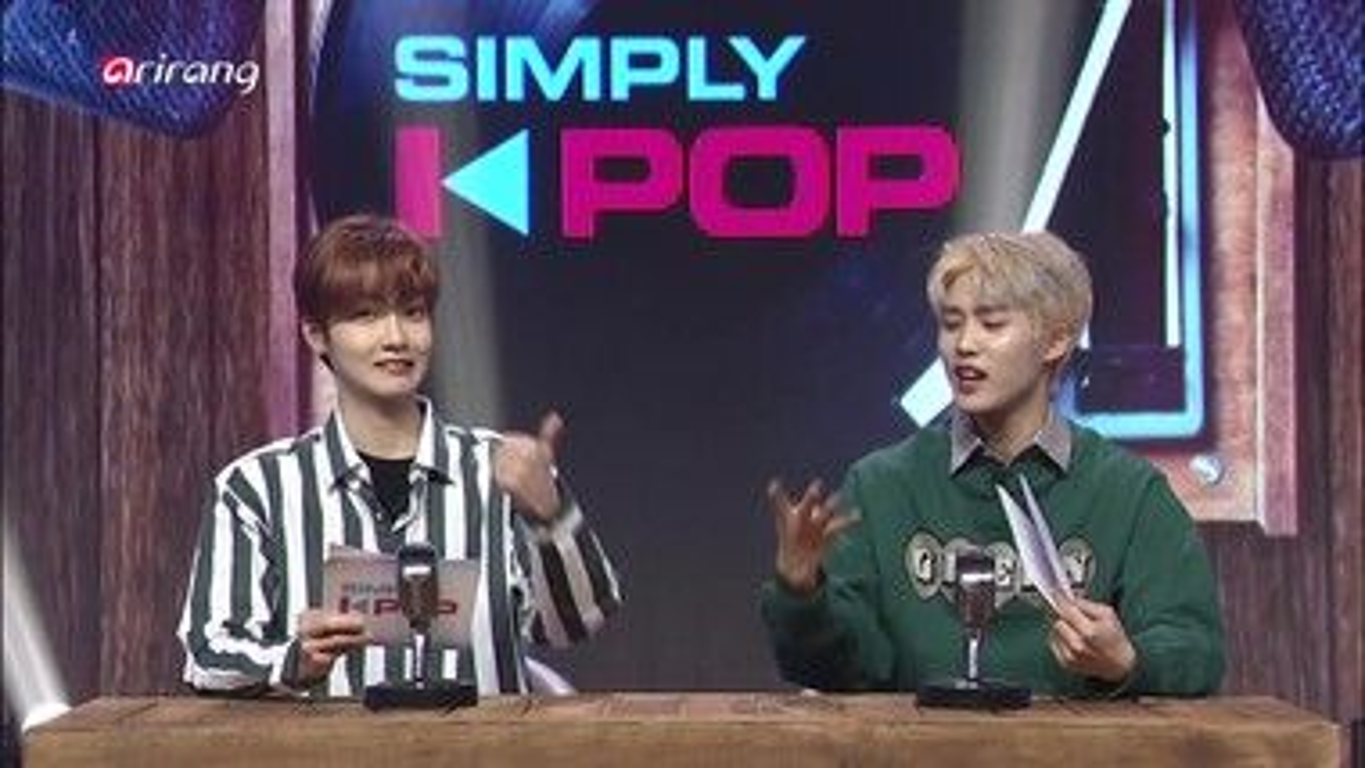 Simply K-pop Episode 355