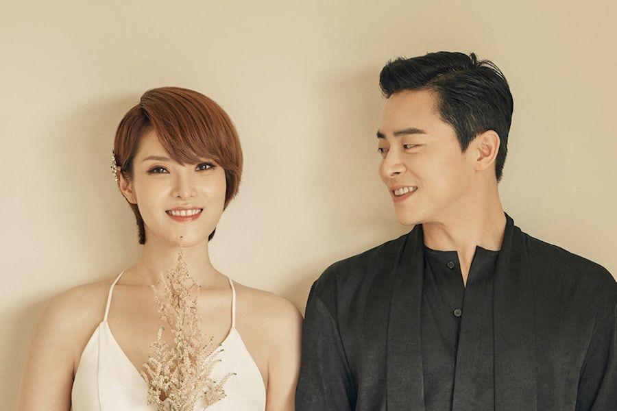 Jo Jung Suk habla sobre la vida matrimonial con Gummy