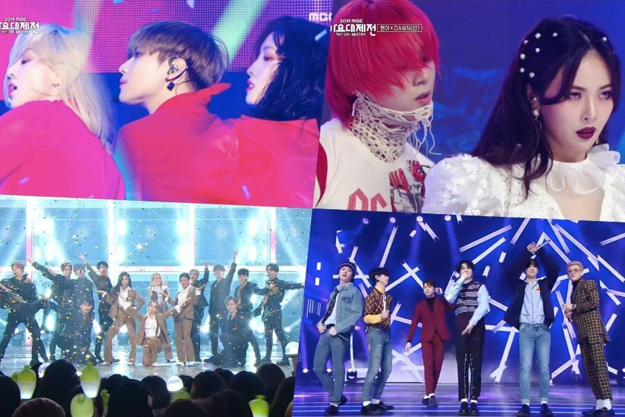Watch: Performances From 2019 MBC Music Festival