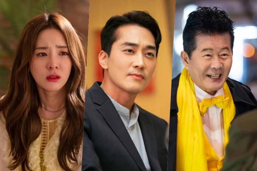 Sandara Park , Tae Jin Ah , + More To Cameo In Song Seung Heon Upcoming Drama