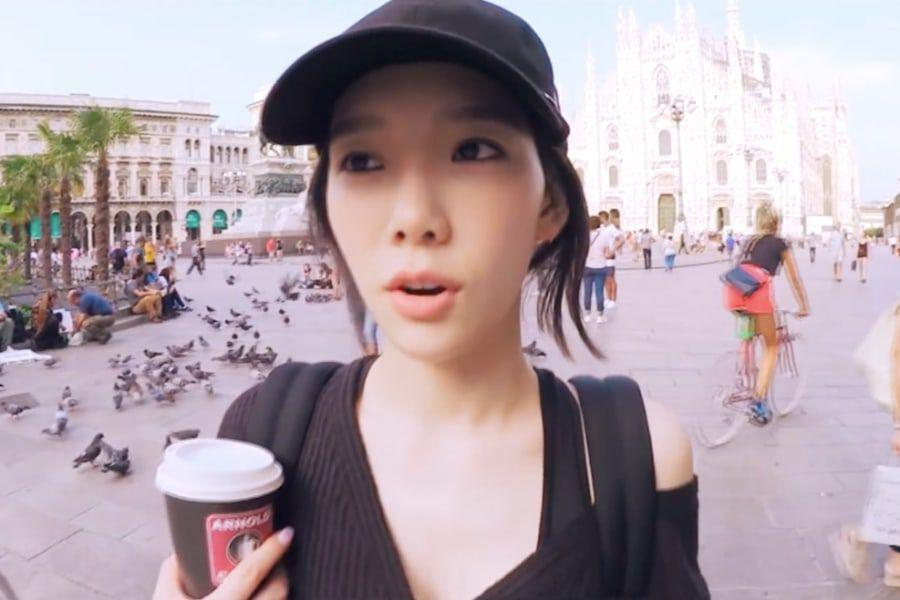 Watch: Girls' Generation's Taeyeon Returns To YouTube After 5 Years; Shares Footage Of Travels In Europe