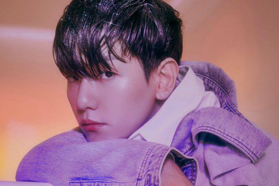 EXO's Baekhyun Announces Military Enlistment Date