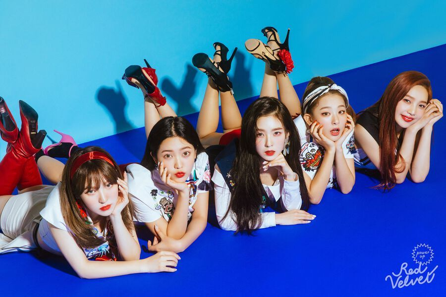 "Red Velvet Achieves Their 1st Ever Perfect All-Kill With ""Power Up"""