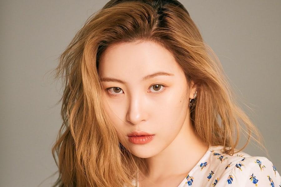 """Sunmi Announces New Single """"Go Or Stop?"""" With 1st Teaser"""