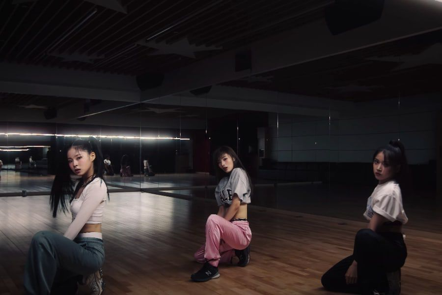 Watch: JYP Entertainment Reveals Dance Video Showing First Glimpse Of 3 Members From Upcoming Girl Group
