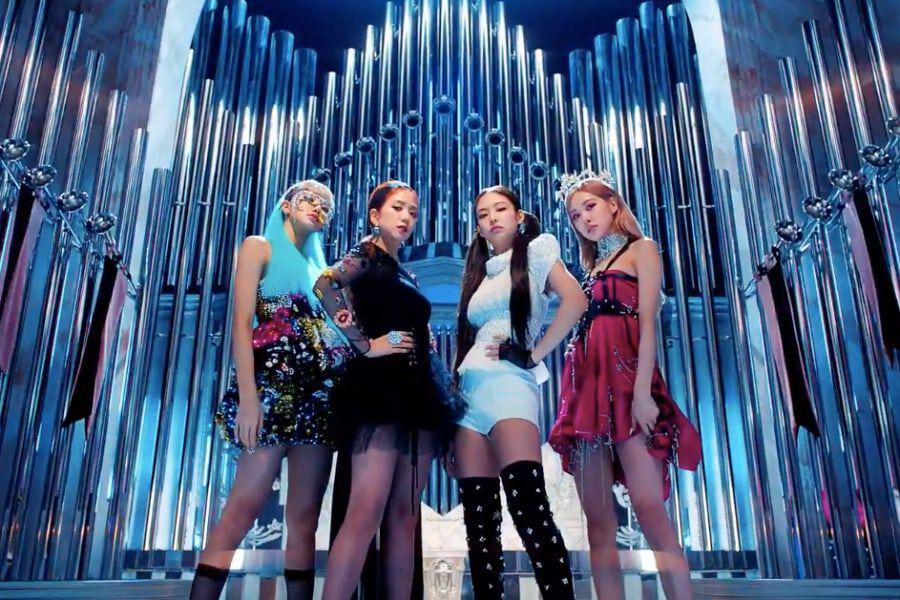 Fans Are Blown Away By Blackpink S Stunning Kill This Love Mv