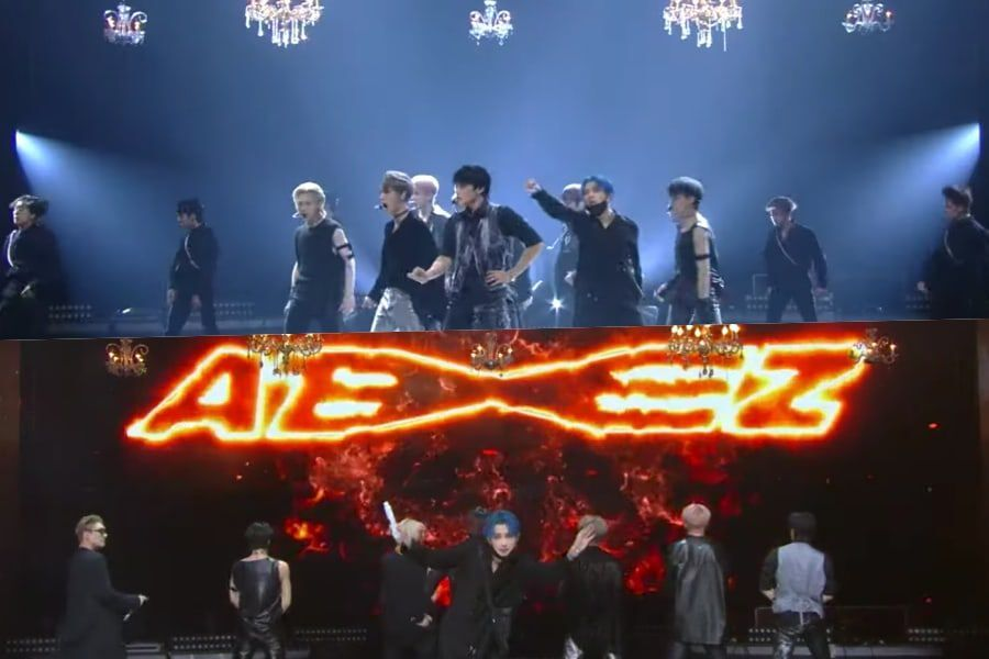 "Watch: ATEEZ Blows Kim Jong Kook And ""Immortal Songs"" Away With Epic Performance Of Turbo's ""Black Cat"""