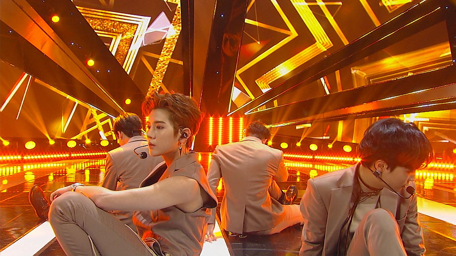 SBS Inkigayo Episode 966
