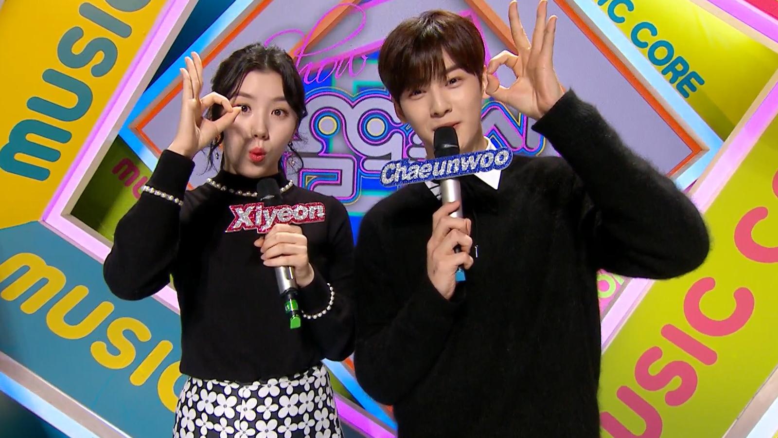 Show! Music Core Episode 576