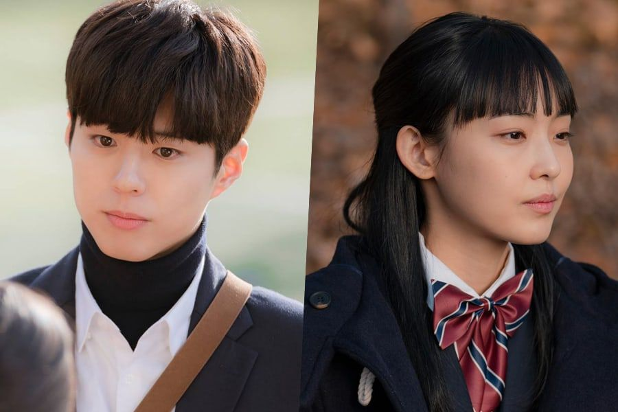 """Park Bo Gum And Jeon So Nee Are High School Friends In """"Encounter"""" Flashback"""