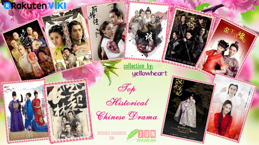 Top Historical Chinese Drama