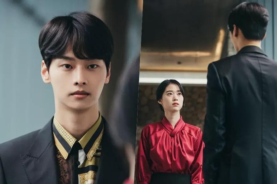 """N de VIXX es un heredero chaebol quien comienza un secreto romance con la sirvienta Jung Yi Seo en nuevo drama """"Mine"""""""