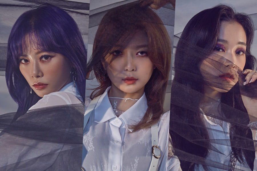 Update: DreamCatcher Is Alluring In New Individual Teasers For Comeback