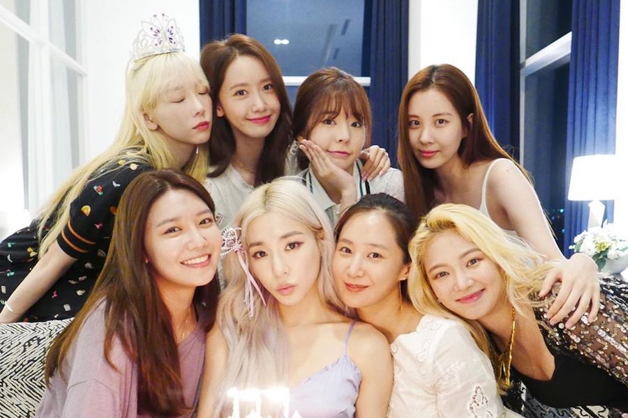 Girls' Generation Shares Love And Joy As They Celebrate 12th Debut Anniversary