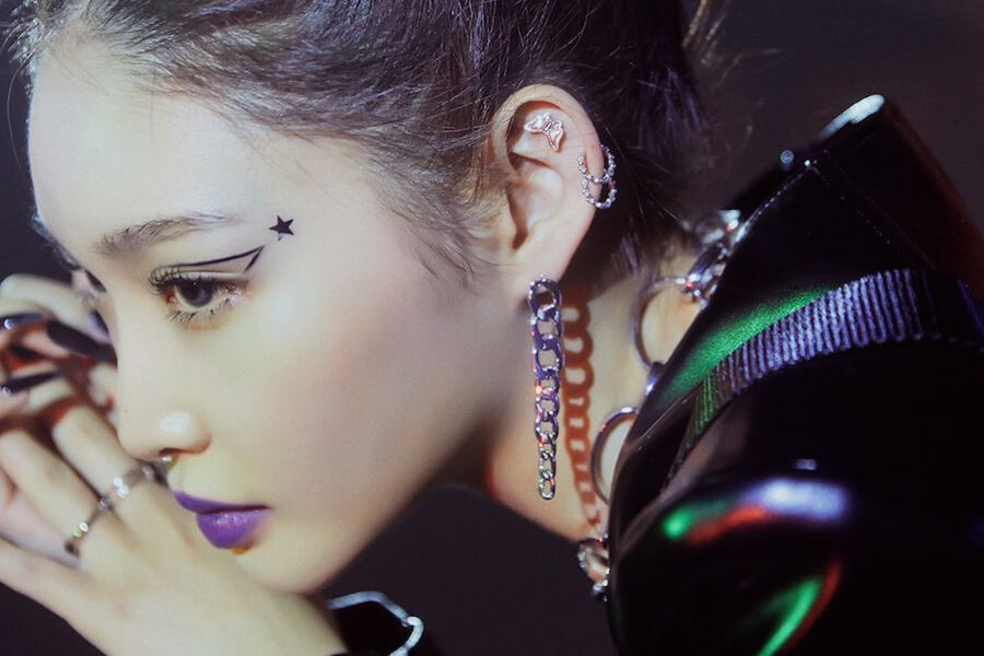 "Update: Chungha Drops ""Savage"" Concept Teasers As She Gears Up For Full Album ""Querencia"""
