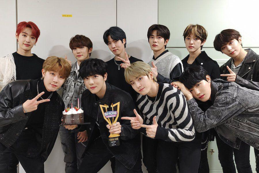 "Watch: Golden Child Grabs 2nd Win For ""Burn It"" On ""Show Champion""; Performances By AB6IX, Dreamcatcher, ONEUS, And More"