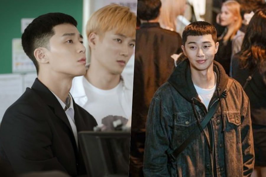 "Park Seo Joon Is The Embodiment Of His Character Behind The Scenes Of ""Itaewon Class"""