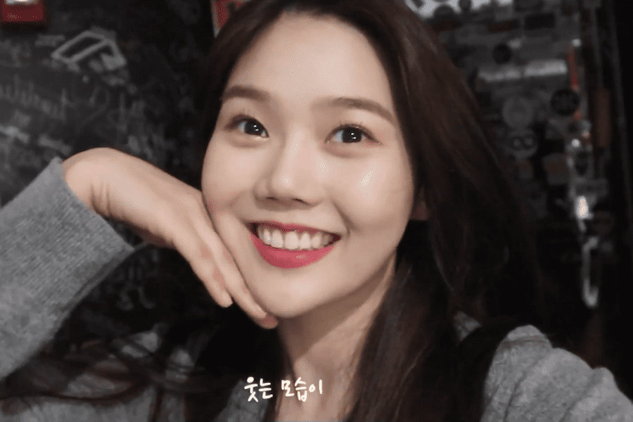 "Watch: Oh My Girl's Hyojung Gifts Fans Self-Edited MV For Her Composition ""Sky"""