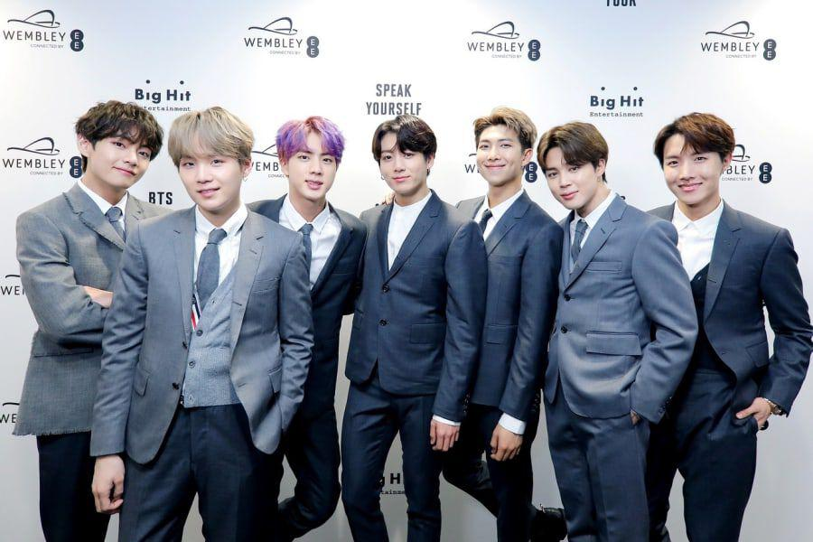 BTS Names The British Artists They Want To Collaborate With + Explains Why They Chose To Air Wembley Concert Live