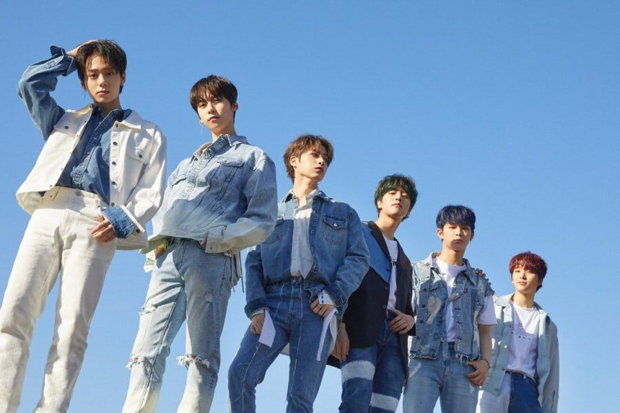"""ONEUS Tops iTunes Charts Around The World With """"A Song Written Easily"""""""