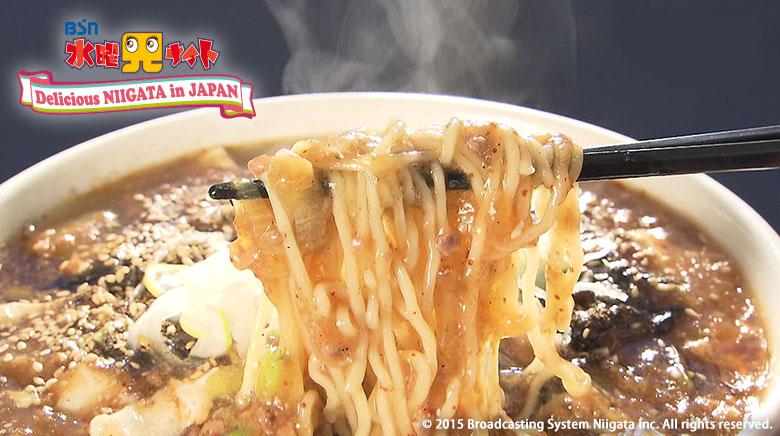 Delicious Niigata in Japan