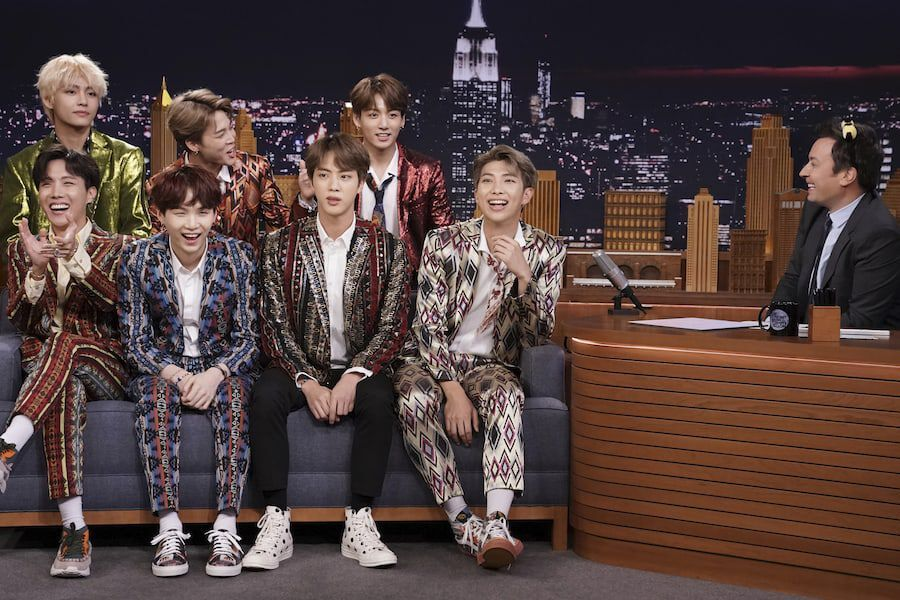 "BTS Confirmed To Return To ""The Tonight Show Starring Jimmy Fallon"""