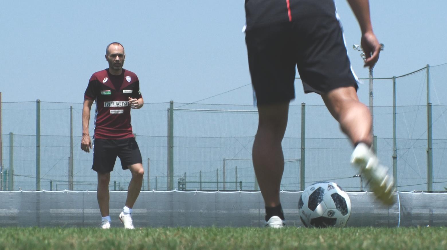 Iniesta TV Episode 12: Road to Kobe #10 First Individual Practice