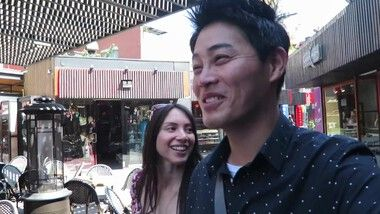 Todo Sobre Corea del Sur Episode 137: Korean Testing Street Food in Chile, Exploring a Chilean Market