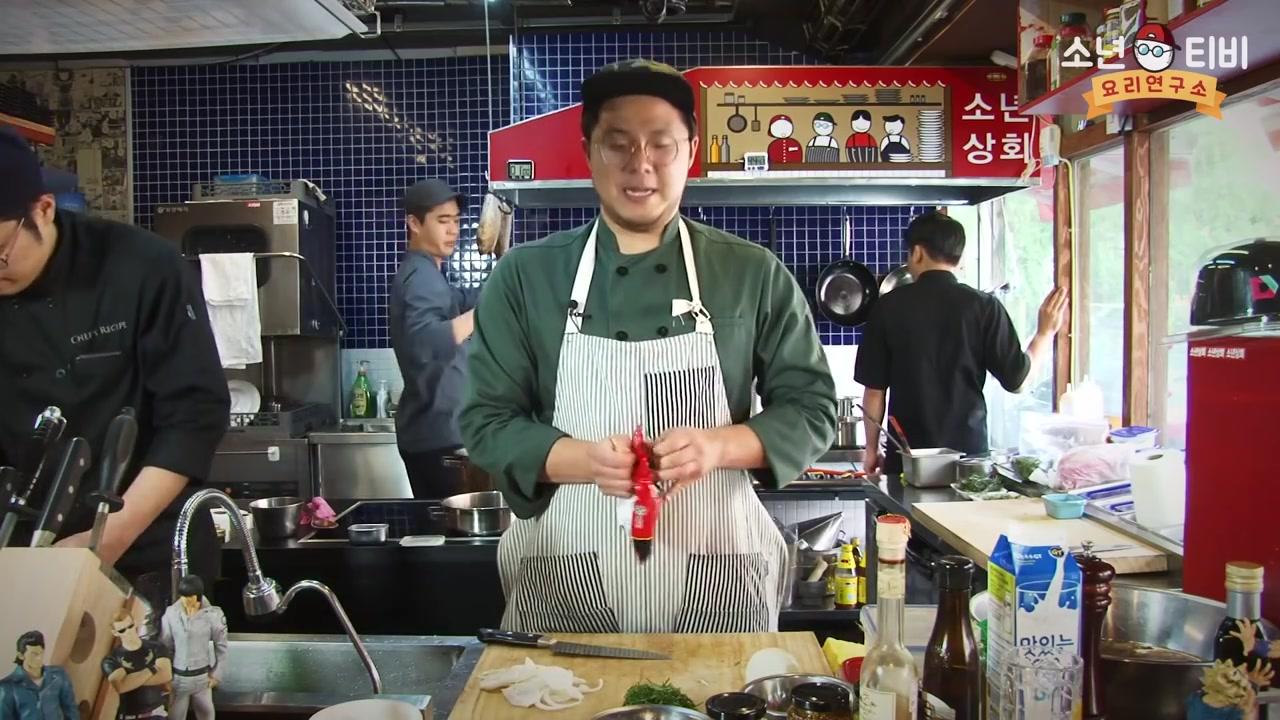 DIA TV Original: Chef Chae's Kitchen Episode 3: Chef Nakyoung Chae's Ramen Recipe