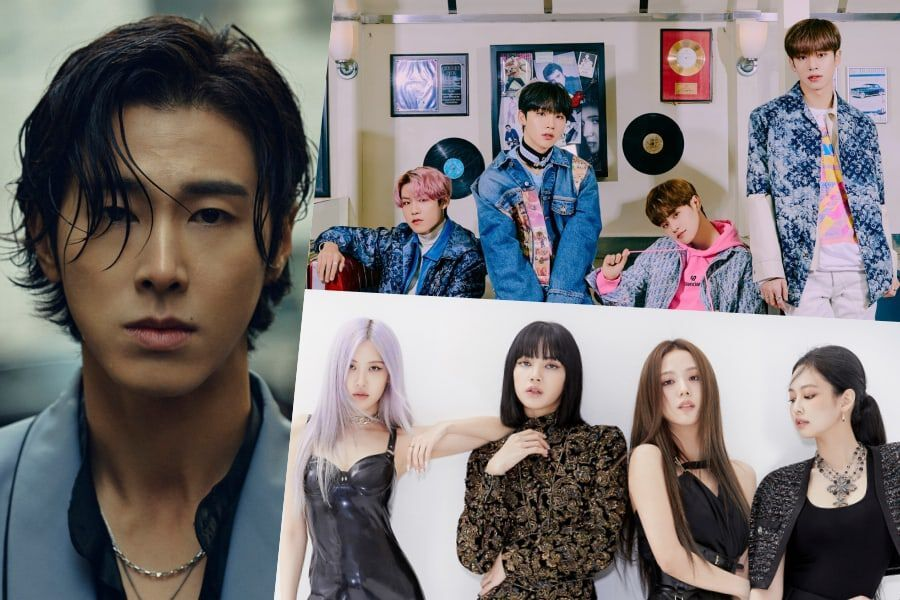 TVXQ's Yunho, AB6IX, BLACKPINK, And More Top Gaon Weekly Charts