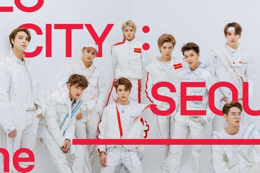 NCT 127 Announces 1st-Ever Concert Tour