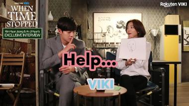 Exclusive Interview with Kim Hyun Joong & An Ji Hyun: When Time Stopped