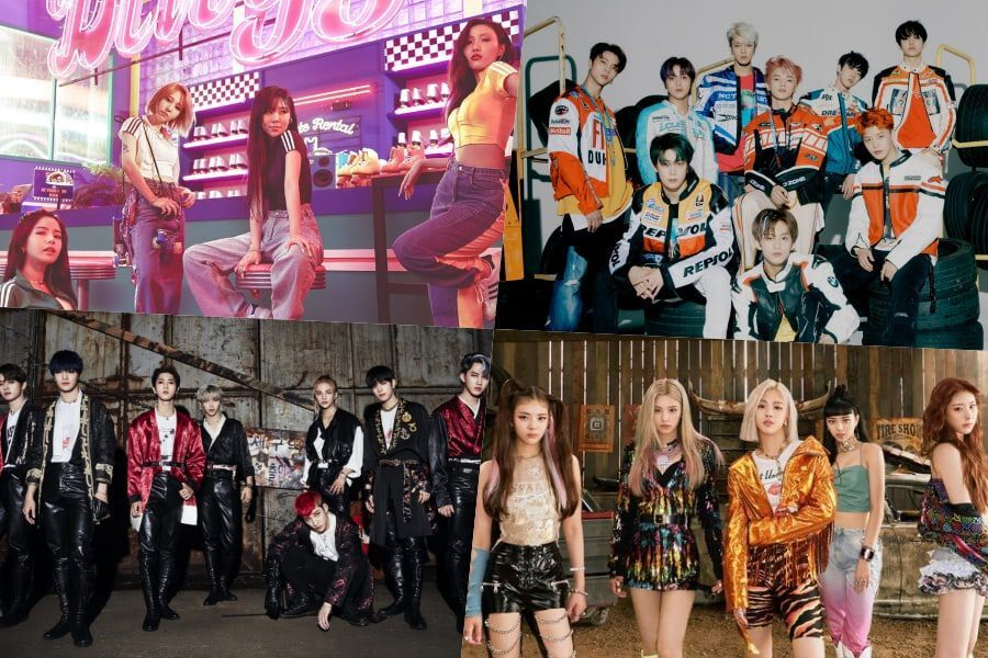 2020 Asia Artist Awards Announces First Musician Lineup