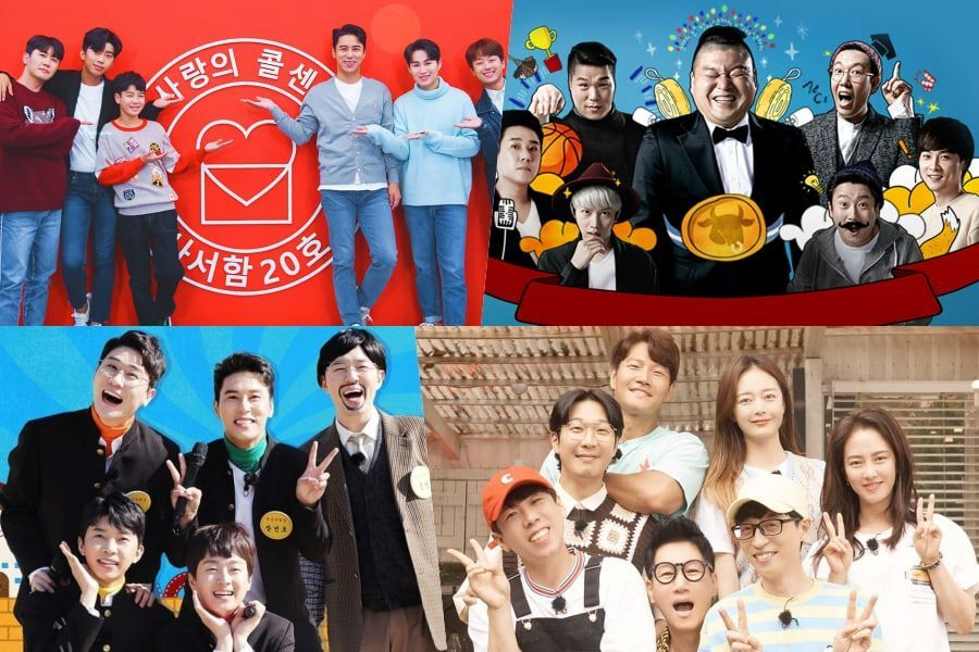 August Variety Show Brand Reputation Rankings Announced