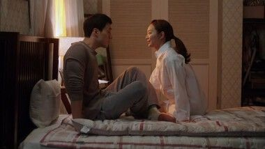 So Ji Sub and Shin Min Ah in Bed: Oh Mi Venus