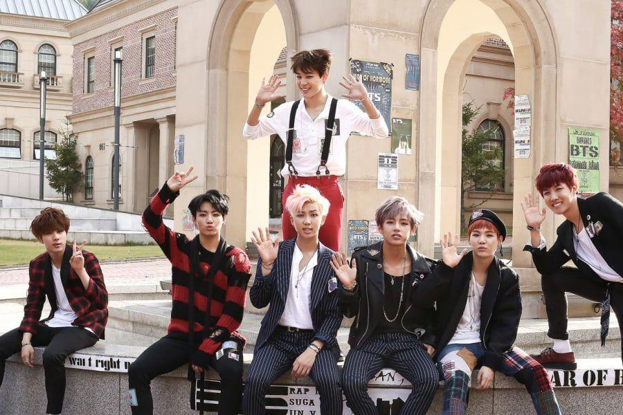 """BTS's """"War Of Hormone"""" Becomes Their 13th MV To Hit 200"""