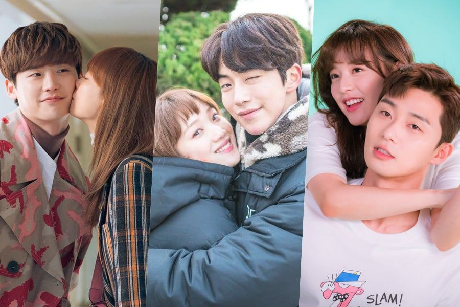 7 K-Drama Pairings That Are Actual #HealthyCoupleGoals | Soompi