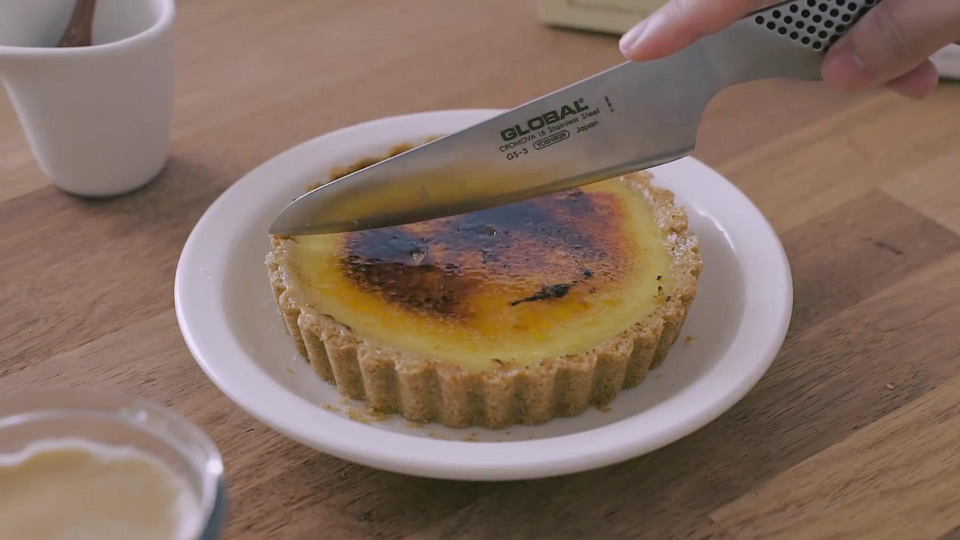 Honeykki Episode 215: Crème Brûlée Tart [Honeykki]