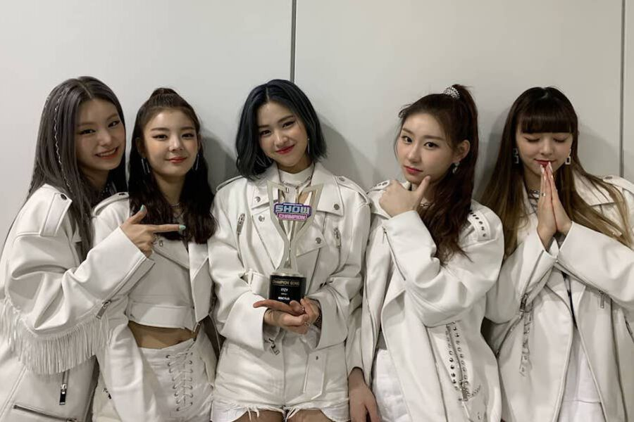 """Watch: ITZY Grabs 6th Win For """"WANNABE"""" On """"Show Champion""""; Performances By Kang Daniel, Kim Sejeong, And More"""